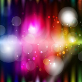 Shinning Colored Art Free Vector - Kostenloses vector #212439