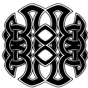 Celt Knot Vector - Free vector #213429