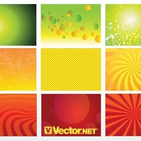 Vector Backgrounds - vector gratuit #214359