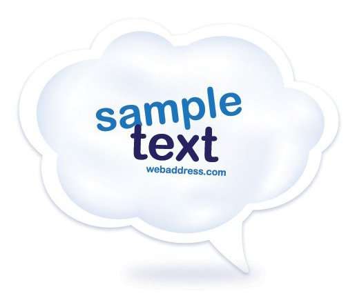 Cloud Comment - Free vector #214659