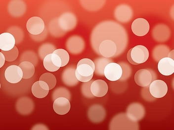 Out of Focus Red - vector gratuit #214889