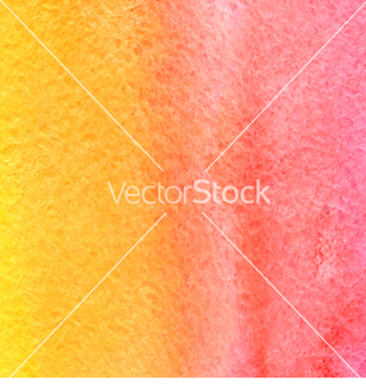 Free watercolor orange and pink gradient background vector - бесплатный vector #214929