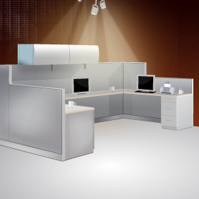 Office Furniture - бесплатный vector #215719