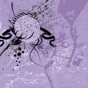 Abstract Grunge Background - vector #216029 gratis