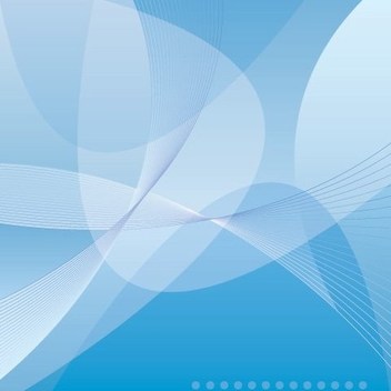 Abstract Blue Background 3 - vector #216079 gratis