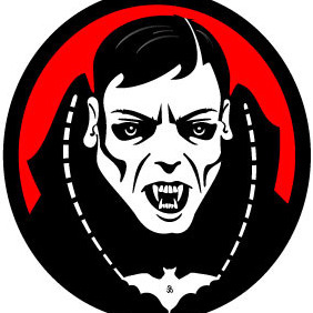 Vampire Vector Illustration - Kostenloses vector #216709