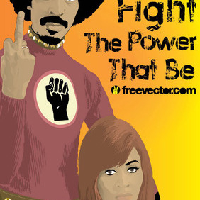 Ike And Tina Turner - Kostenloses vector #216739