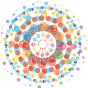 Circled Circles Graphic Design - vector gratuit #217209