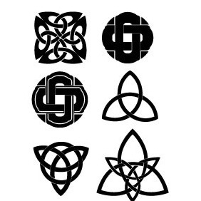 Celtic Knots Vector - vector #217319 gratis