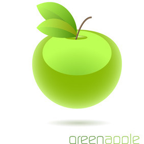 Apple Logotype - Free vector #217499