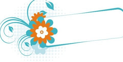 Banner color turquesa - vector #218289 gratis