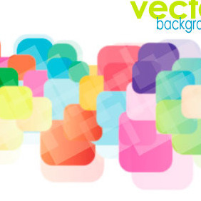 Round Quare Background - бесплатный vector #218809