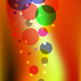 Abstract Colorful Vector Backdrop - vector #219699 gratis