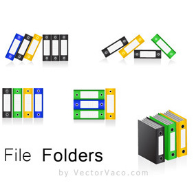 Folder Icons - Free vector #219949