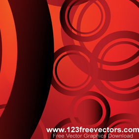 Free Vector Circle Background - Kostenloses vector #220409