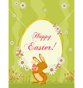 Free easter background vector - Free vector #221209