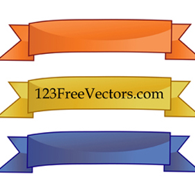Vector Banners - Free vector #221429