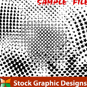 Halftone Series - Free vector #222809