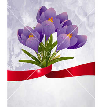 Free abstract floral background vector - Free vector #222869