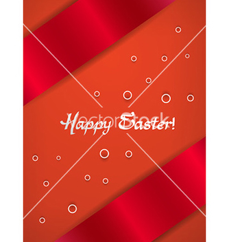 Free ribbon with circles vector - Kostenloses vector #224529