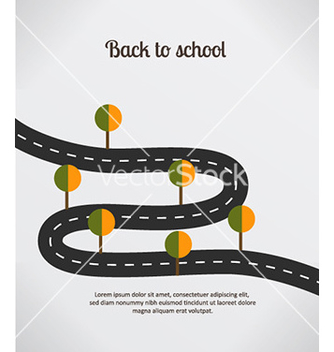 Free back to school vector - бесплатный vector #224609