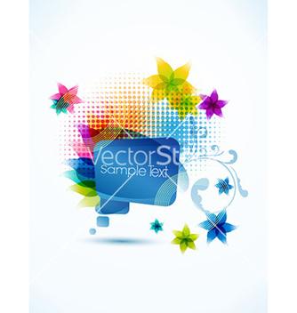 Free abstract frame vector - бесплатный vector #225109