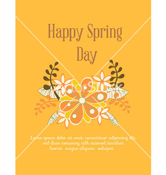 Free spring vector - Free vector #226239