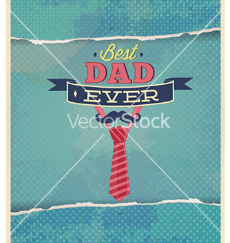 Free fathers day vector - Free vector #226529