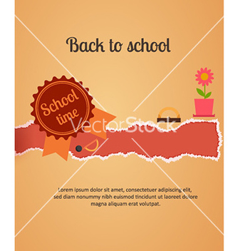 Free back to school vector - бесплатный vector #226799