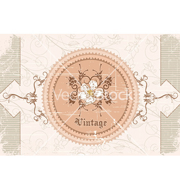 Free vintage background vector - Free vector #227549