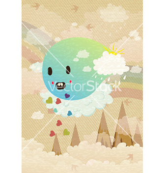 Free funny background vector - Kostenloses vector #227649