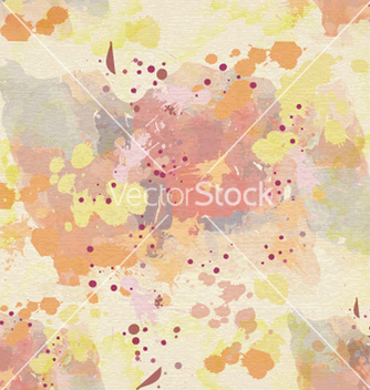 Free colorful pattern with splashes vector - vector #227679 gratis