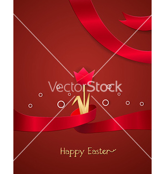 Free easter background vector - vector gratuit #227779