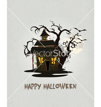 Free halloween background vector - Free vector #227929