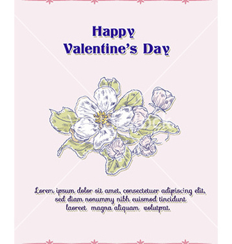 Free happy valentines day vector - Kostenloses vector #228429