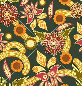 Free seamless pattern vector - бесплатный vector #228789