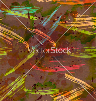 Free colorful pattern with splashes vector - Kostenloses vector #228989