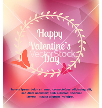 Free happy valentines day vector - Free vector #229229