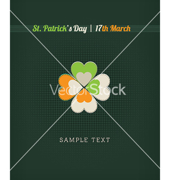 Free st patricks day vector - бесплатный vector #229319
