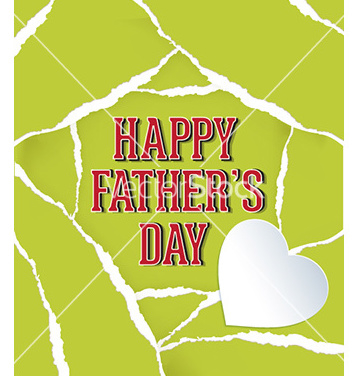 Free fathers day vector - Free vector #229919