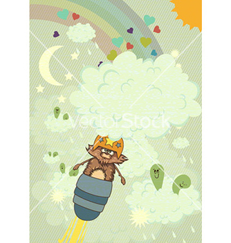 Free funny background vector - Kostenloses vector #230459