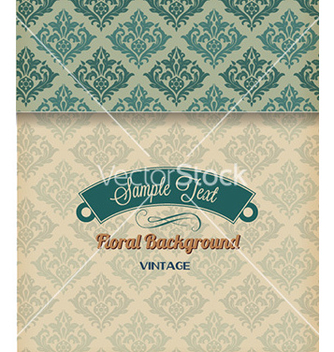 Free floral background vector - Free vector #230619