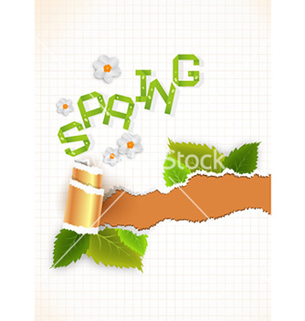 Free spring background vector - Free vector #230759