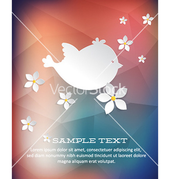 Free with abstract background vector - Kostenloses vector #230969
