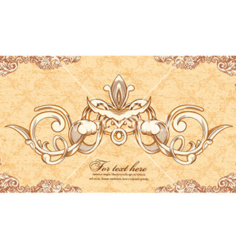 Free vintage background vector - Kostenloses vector #230999
