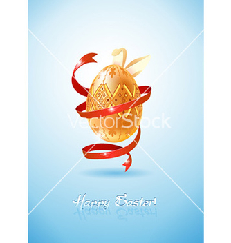 Free easter background vector - Kostenloses vector #231099