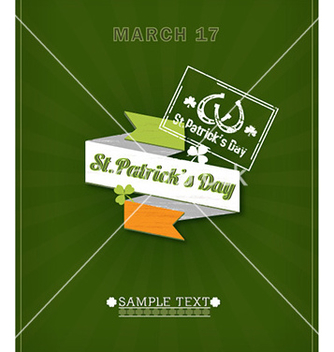 Free st patricks day vector - Free vector #231139
