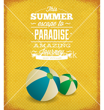 Free summer vector - Free vector #231169