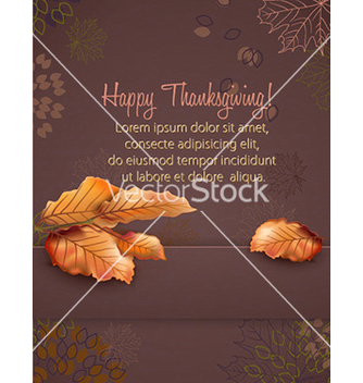 Free thanksgiving vector - Free vector #231369