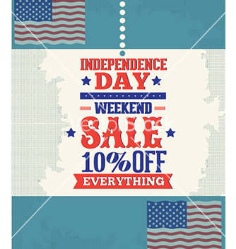 Free fourth of july vector - vector #231489 gratis